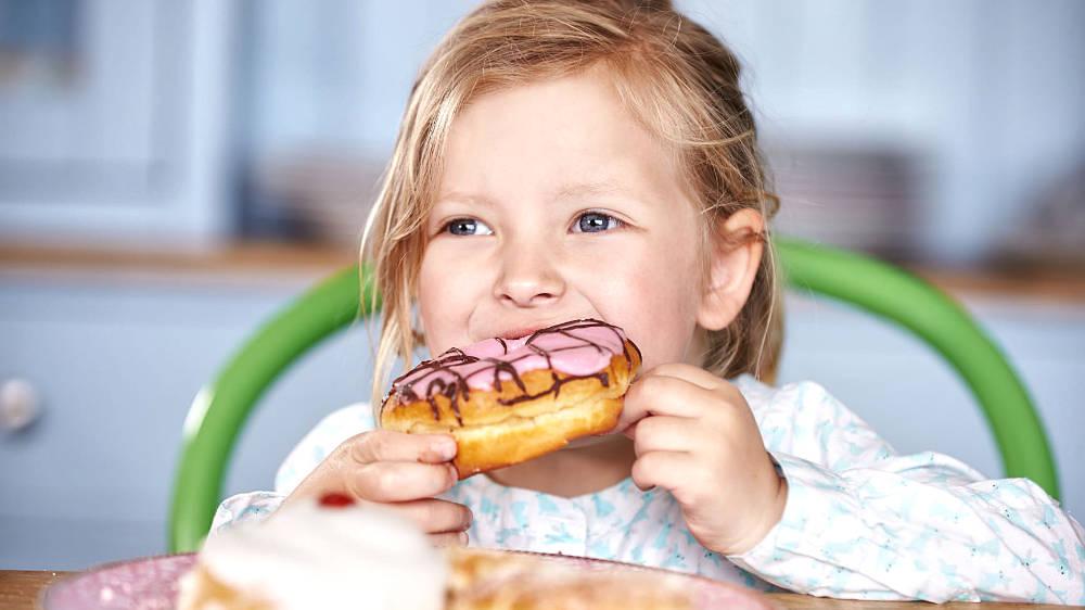 Cukier niszczy zdrowie naszych dzieci
