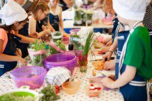dzieci na diecie wegetariańskiej